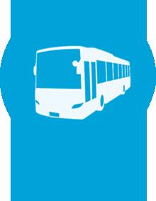Vnitrostátní a mezinárodní autobusová doprava Expressbus Coufalík